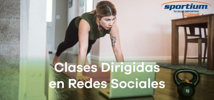 ¿Ya viste que transmitimos clases diarias en nuestras redes sociales?