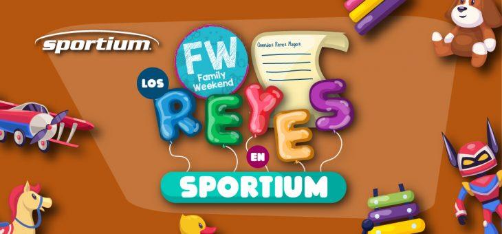 Los Reyes en Sportium