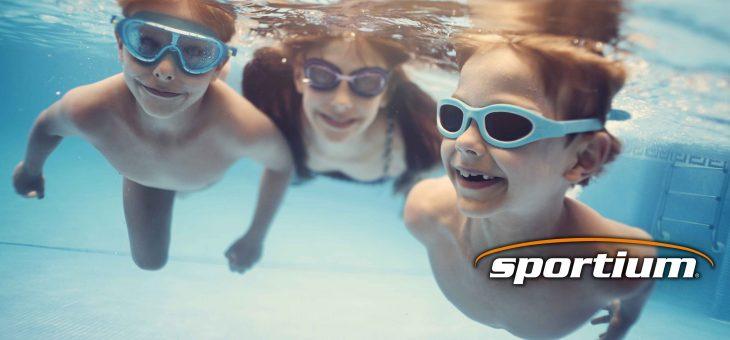 ¡Aprende a nadar con Sportium!