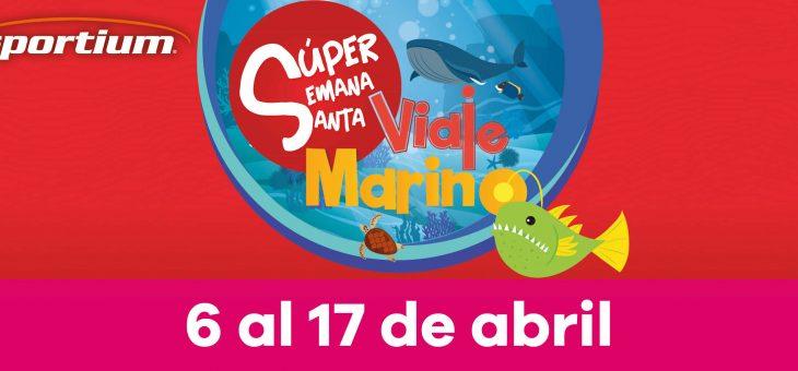 Súper Semana Santa «Viaje Marino».