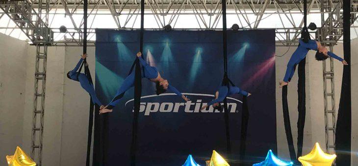 1er Encuentro de Danza Aérea