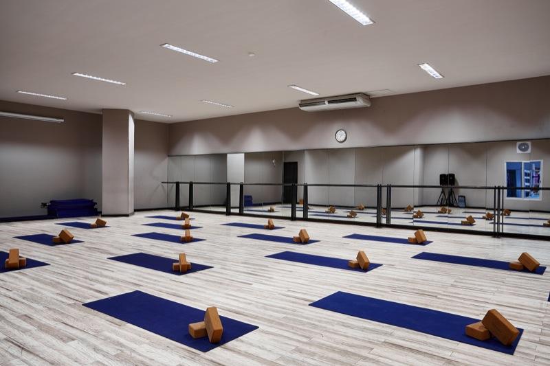 Sportium-Lomas Verdes- Salon-Yoga