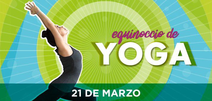 Equinoccio de Yoga.