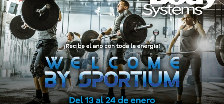 Welcome by Sportium