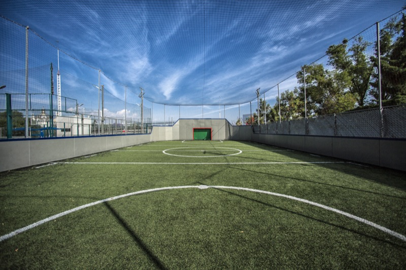 Sportium-San Angel-Canchas-Futbol