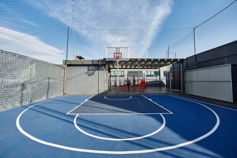 Sportium-Santa Fe- Canchas-Basquet