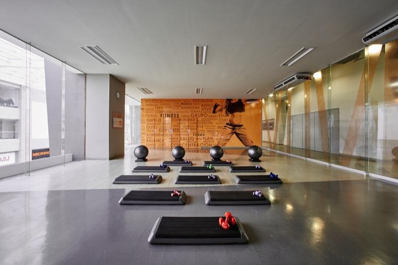Sportium-Santa Fe- Salon Pilates