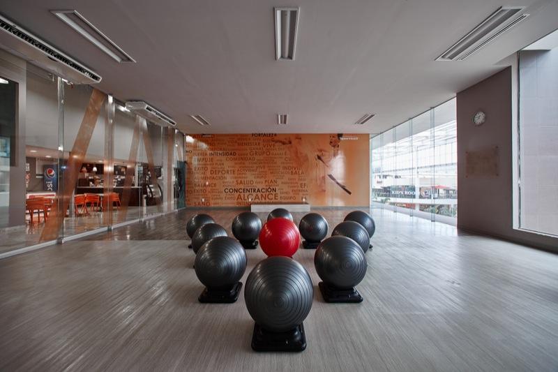 Sportium-Santa Fe- Salon-Pilates