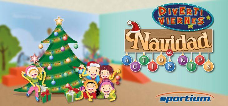 Vive la Navidad en Action Kids