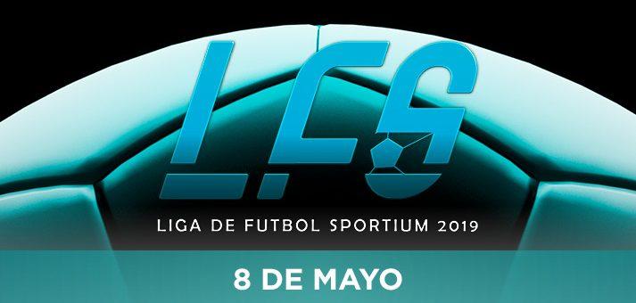 Liga de futbol Sportium.