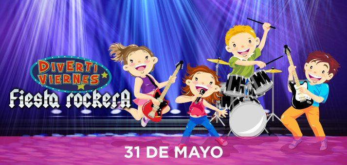 Divertiviernes «Fiesta Rockera».