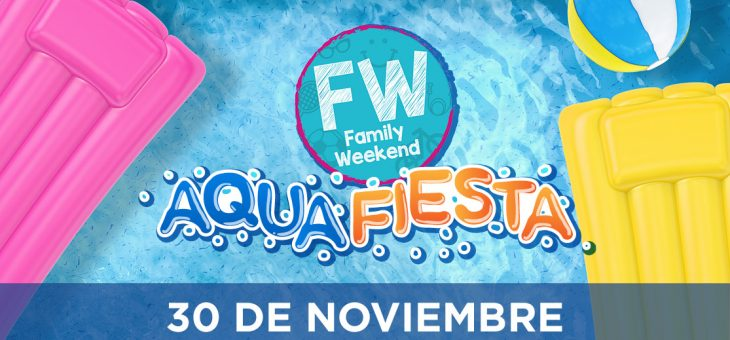 Family Weekend «Aqua Fiesta»