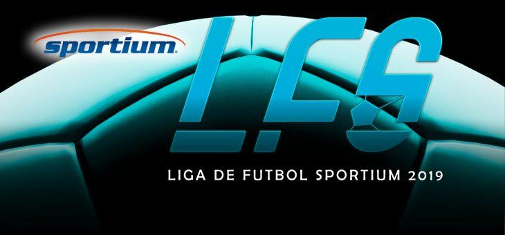 Liga de futbol San Ángel.