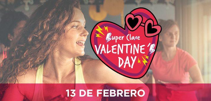 Súper clase Valentine's Day