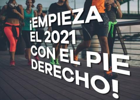 El 2021 ya empezó… ¿ya estás cumpliendo tus propósitos?