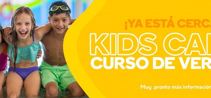 ¡Ya viene Kids Camp!