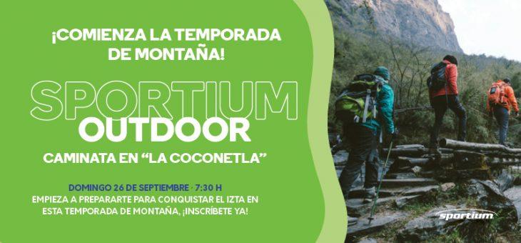 Sportium Outdoor: Temporada de Montaña, conquistando el Iztaccihuatl